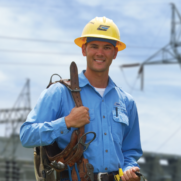 power line worker - Delaware Apprenticeship program